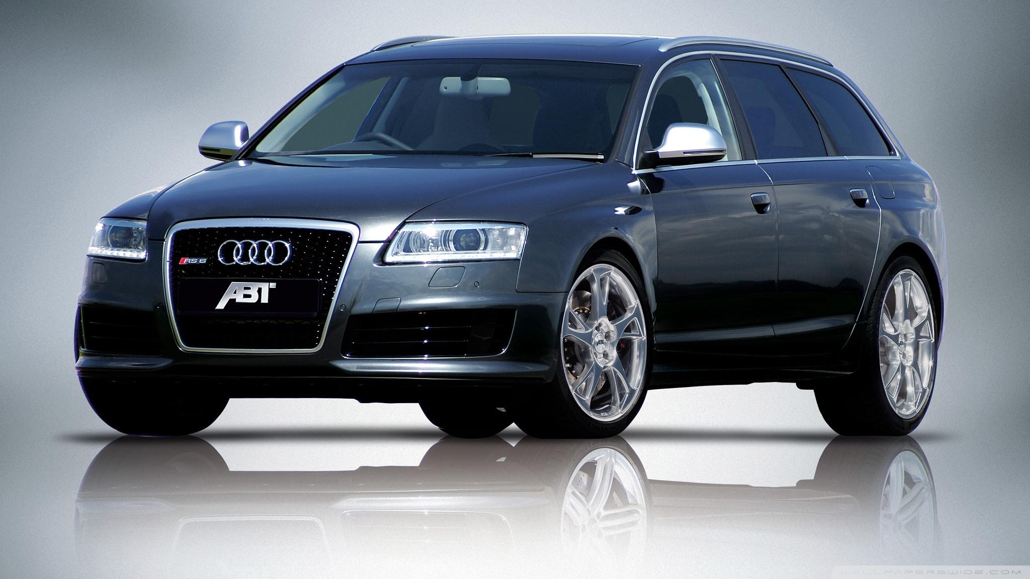 ABT Audi RS6 Avant Car 4 4K HD Desktop Wallpaper For 4K