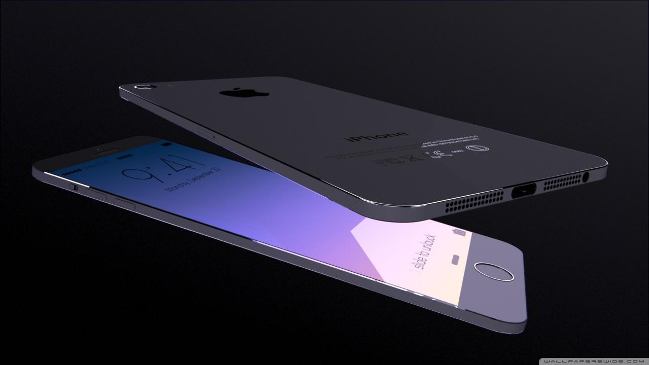 Iphone X Wallpaper Hd: Apple IPhone 6 4K HD Desktop Wallpaper For 4K Ultra HD TV