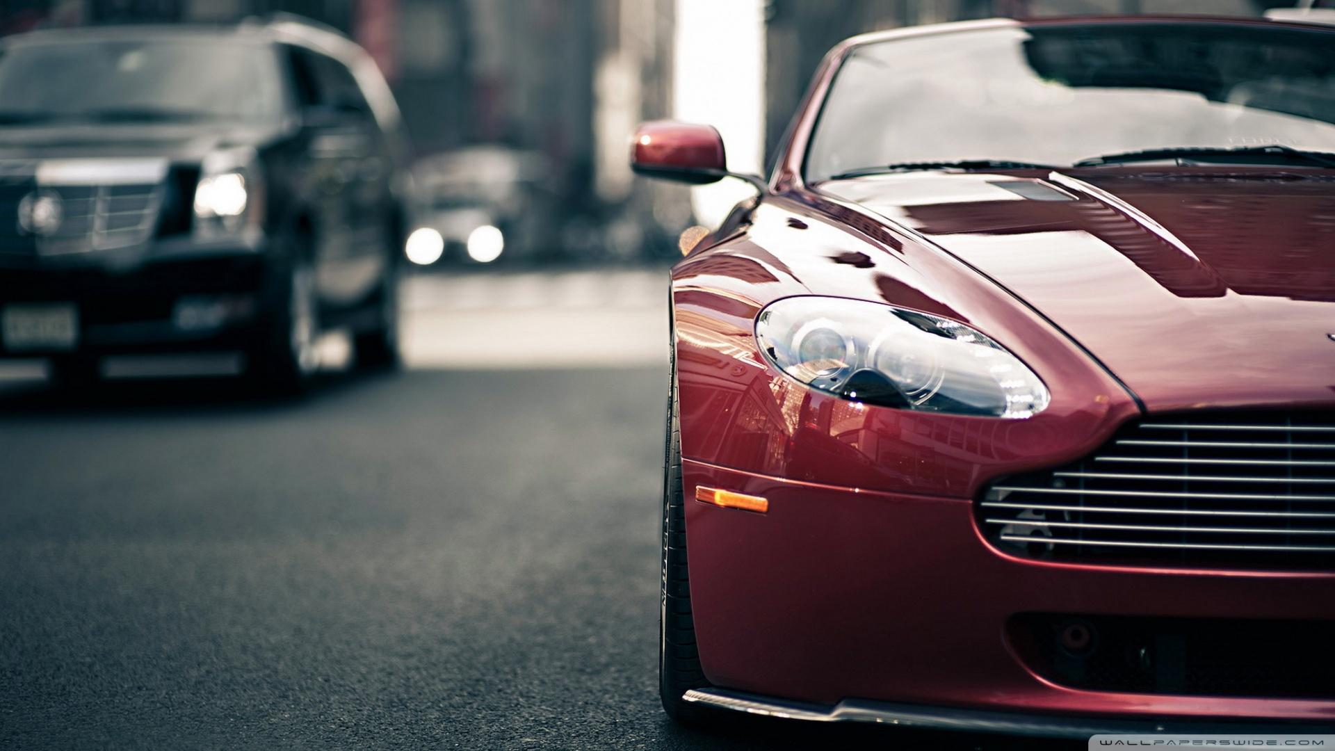 Aston Martin Vantage 4k Hd Desktop Wallpaper For 4k Ultra