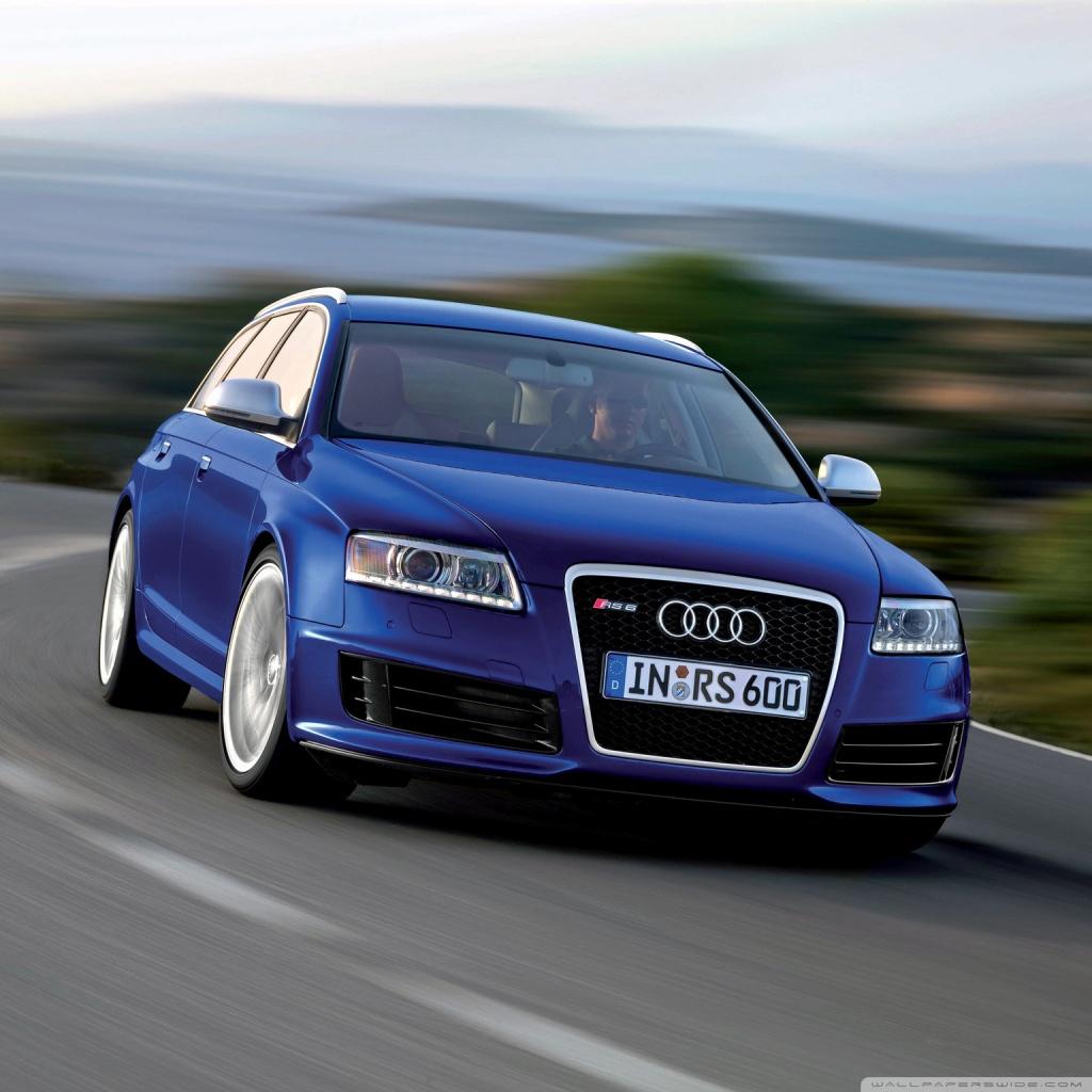 Audi RS6 Avant Car 7 4K HD Desktop Wallpaper For 4K Ultra