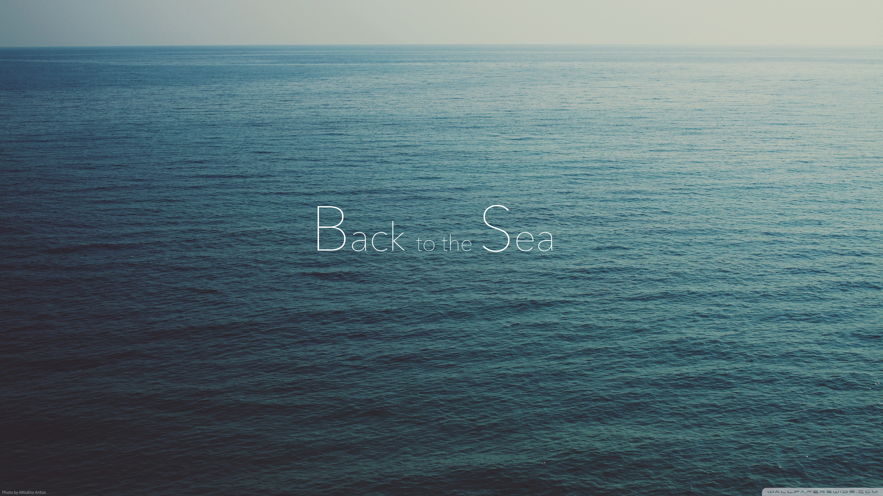 Back To The Sea 4K HD Desktop Wallpaper For Ultra TV O Dual