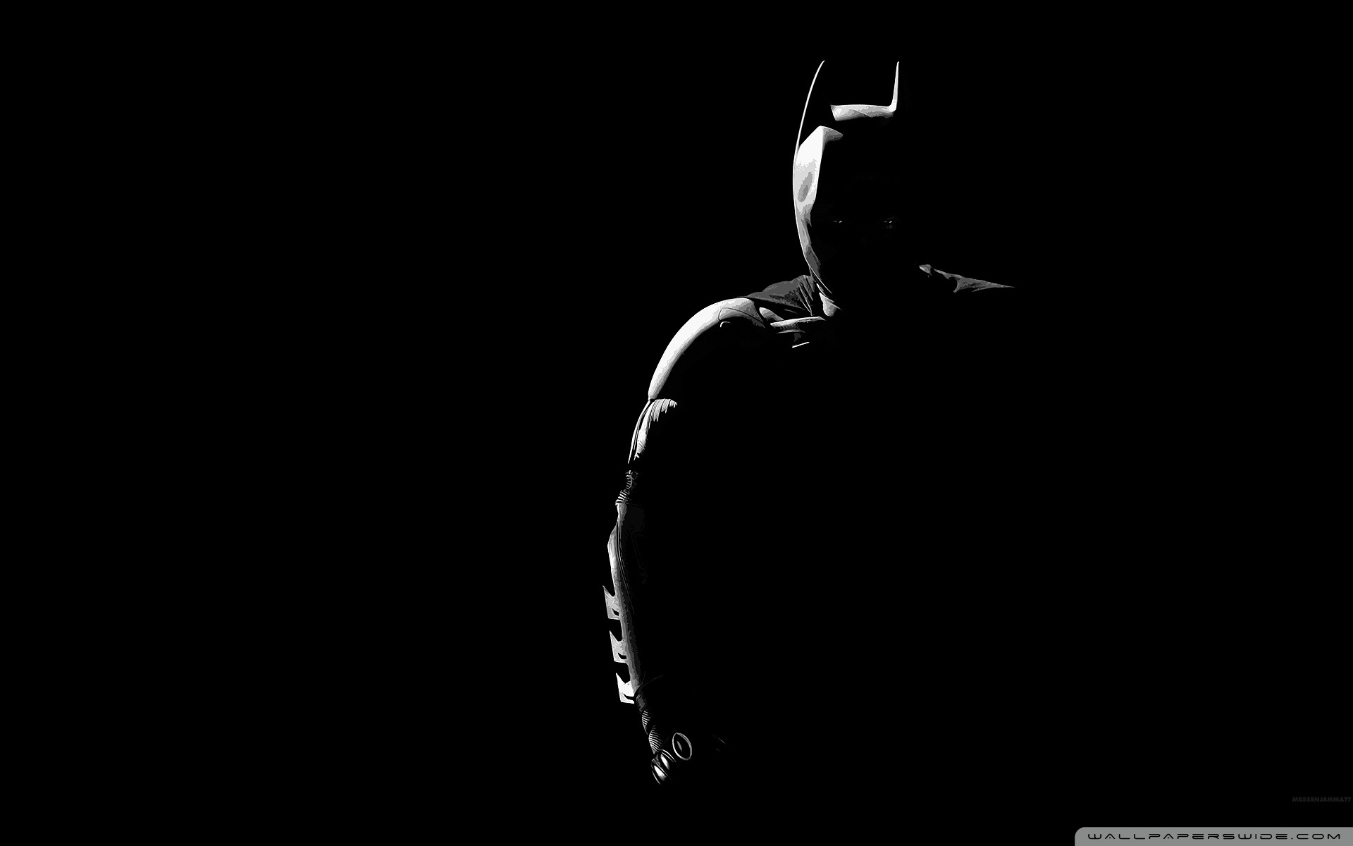 Batman Dark 4K HD Desktop Wallpaper For Ultra TV O Wide