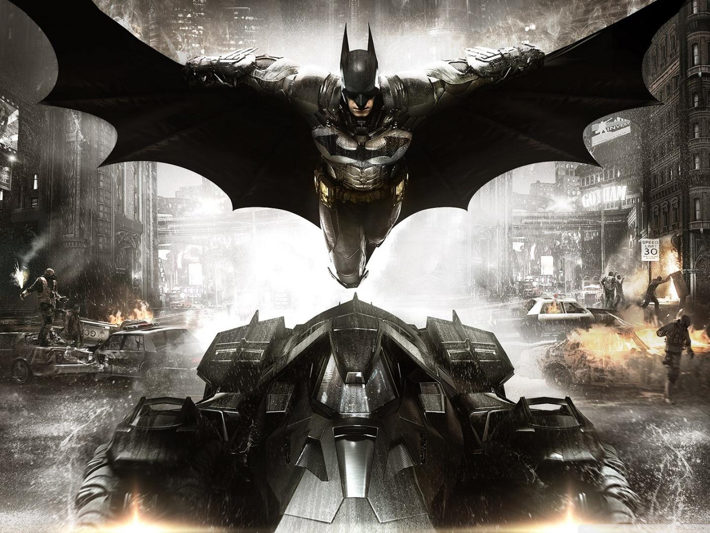 Batman Arkham Knight 4K HD Desktop Wallpaper For 4K Ultra