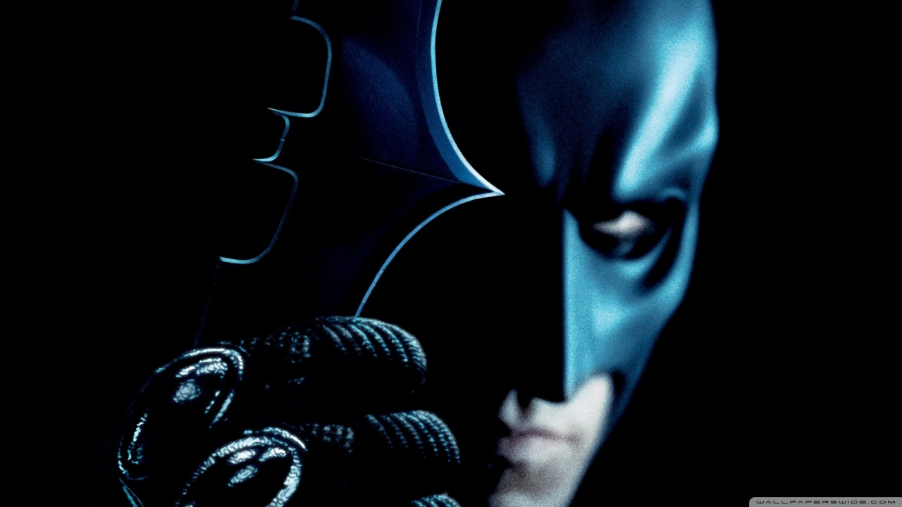 Batman The Dark Knight 4K HD Desktop Wallpaper For Ultra TV