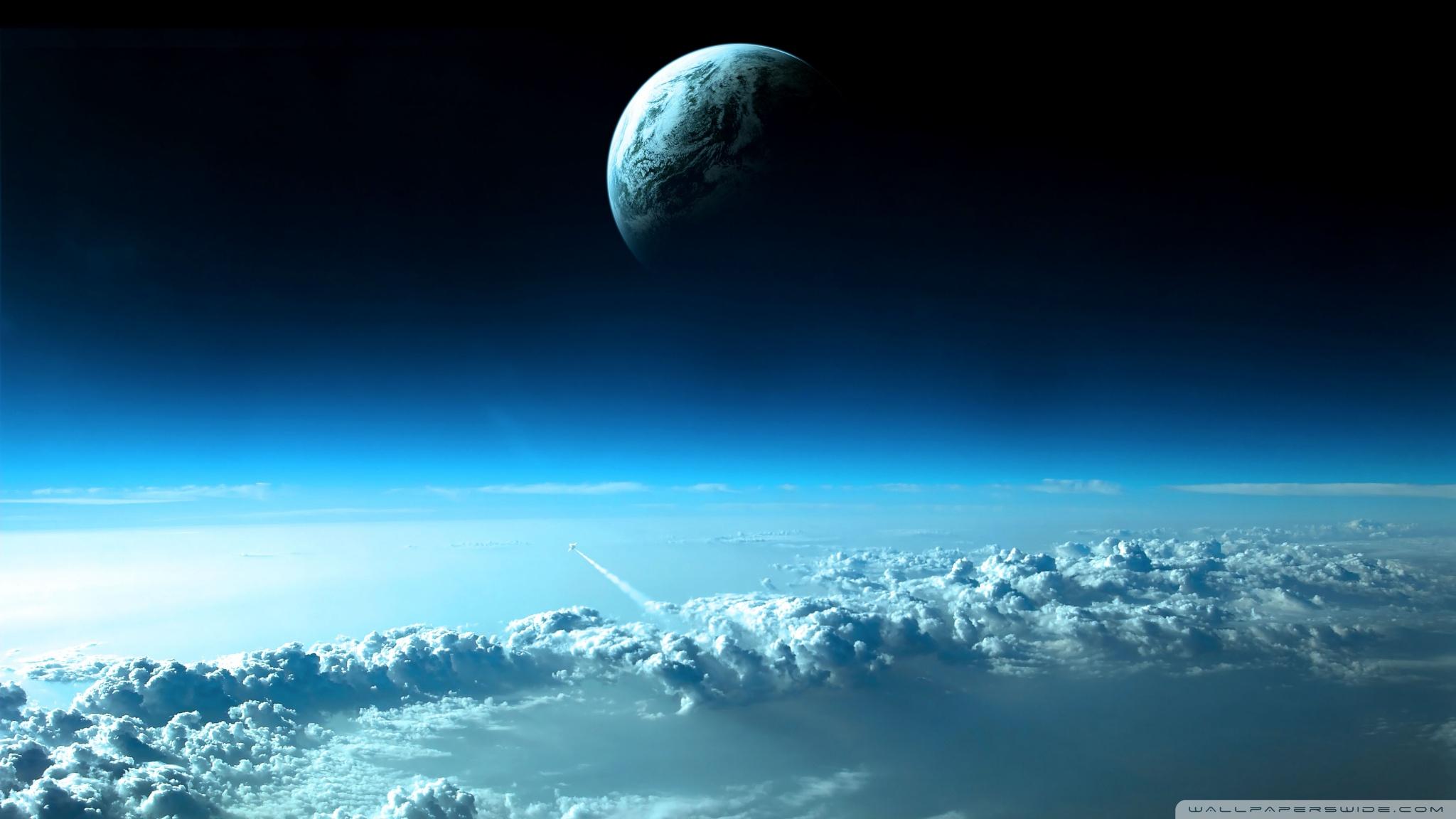 Beautiful Space View 4K HD Desktop Wallpaper For 4K Ultra