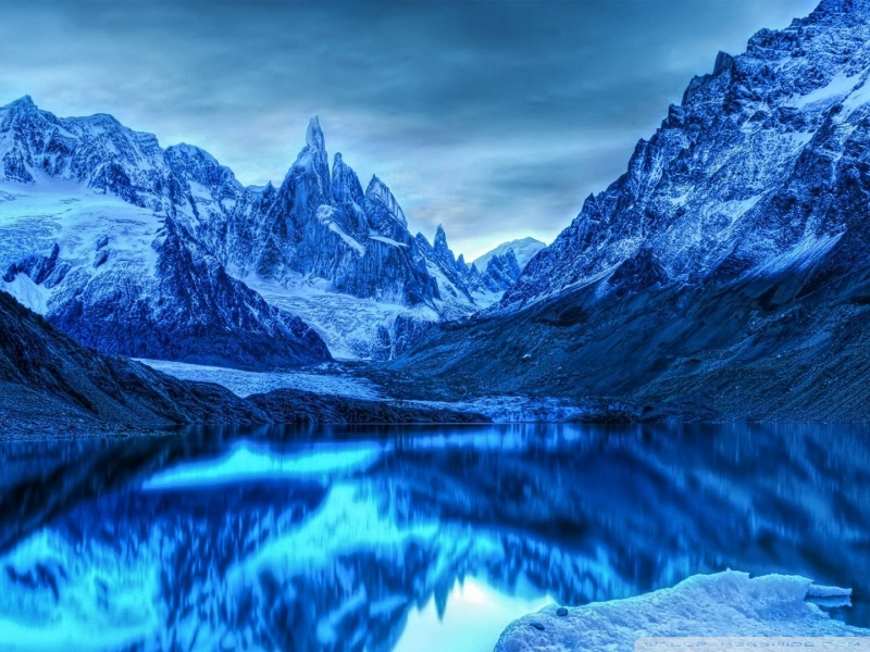 Chile Patagonia 4K HD Desktop Wallpaper For 4K Ultra HD TV O Wide