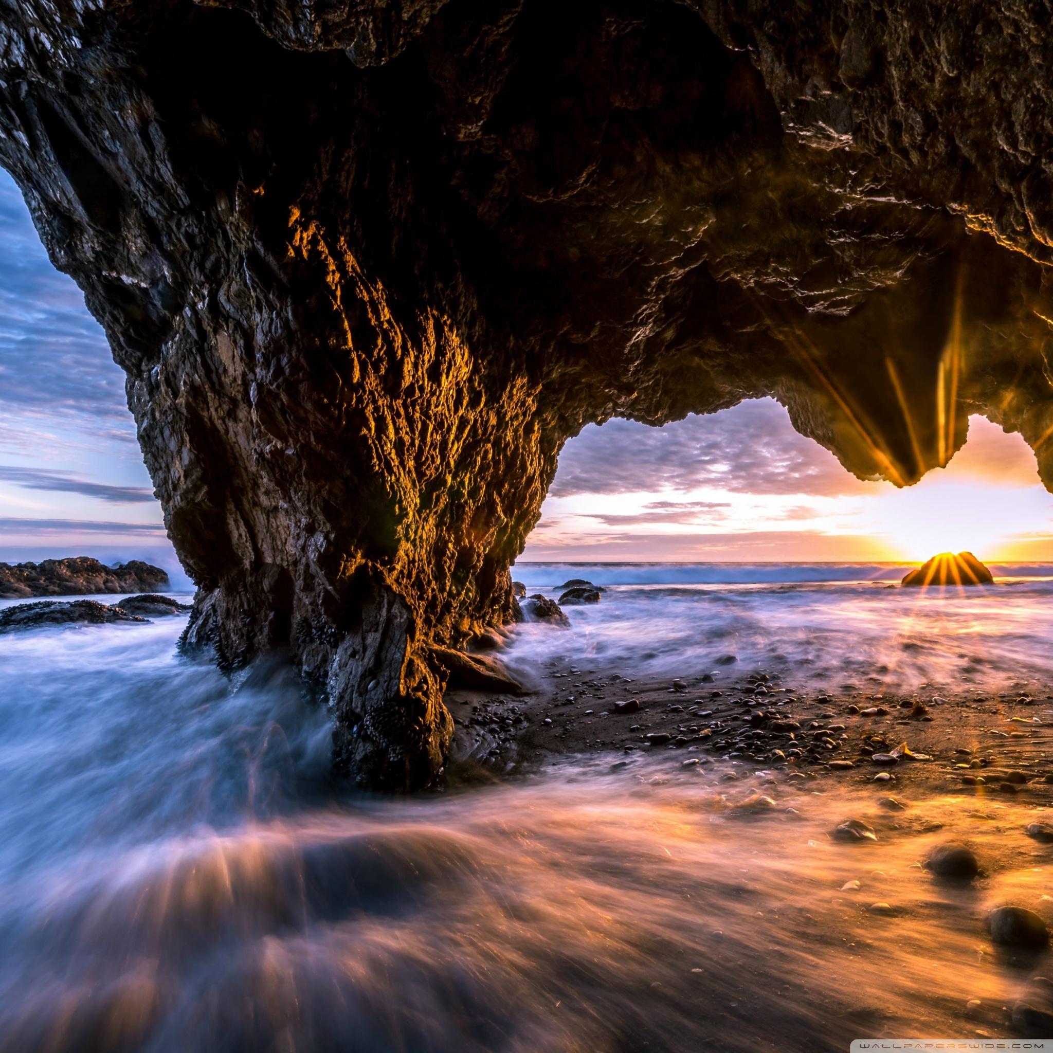 el matador state beach, ca ❤ 4k hd desktop wallpaper for 4k ultra