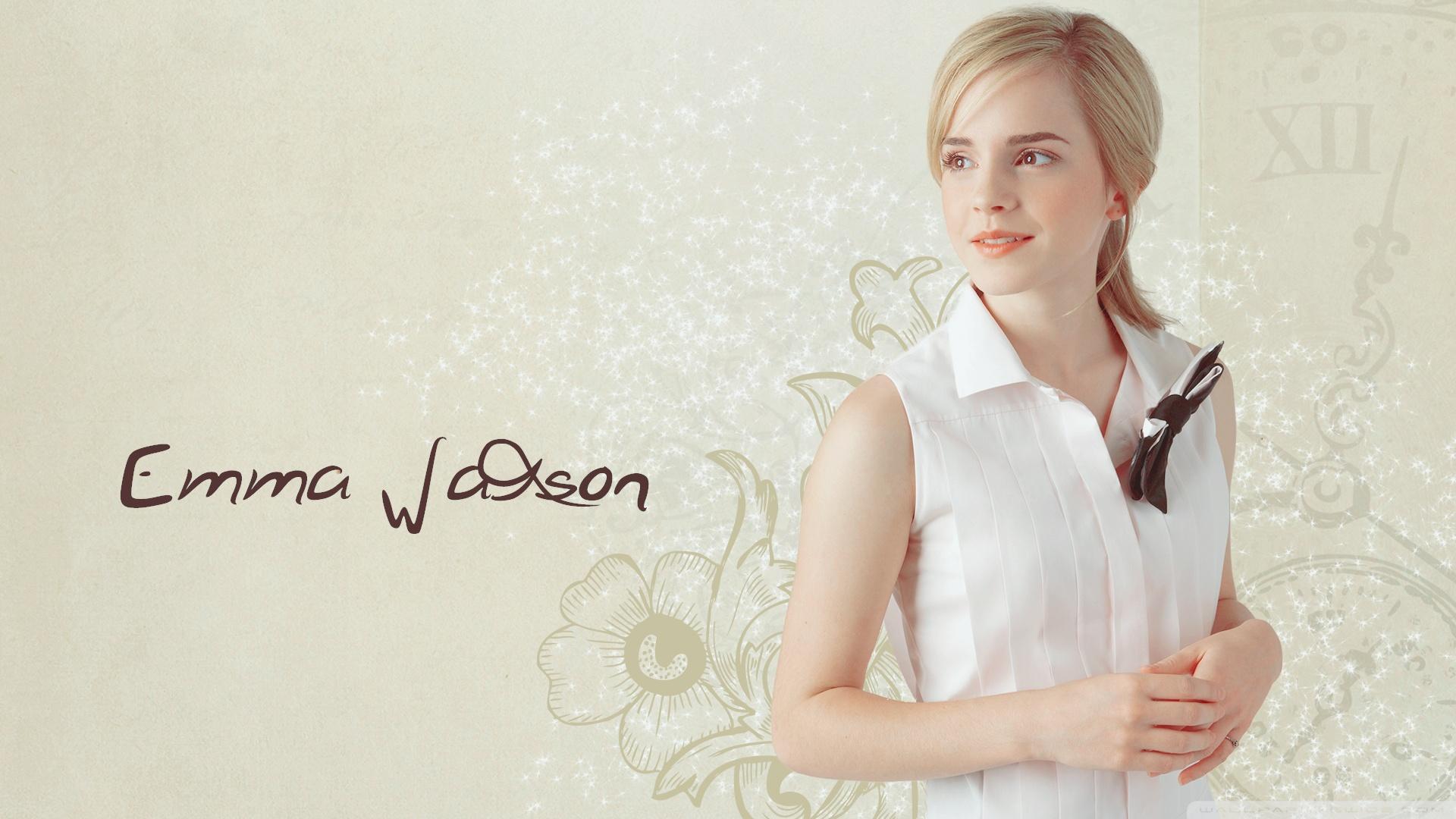 Hd wallpaper emma watson - Standard