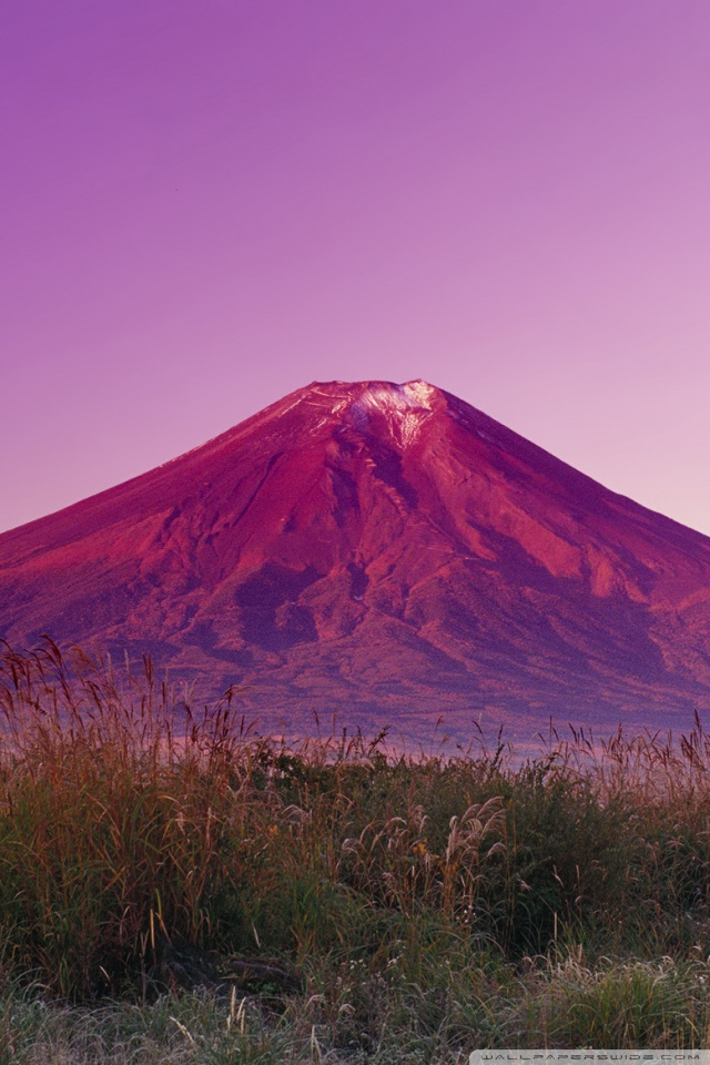 Fuji Mountain Japan 4K HD Desktop Wallpaper For Ultra TV