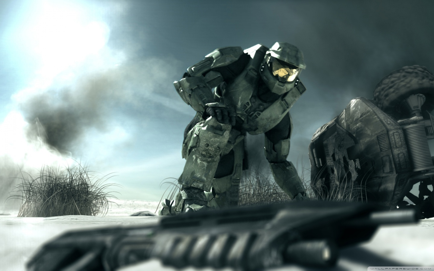 halo 3 ❤ 4k hd desktop wallpaper for 4k ultra hd tv • wide & ultra