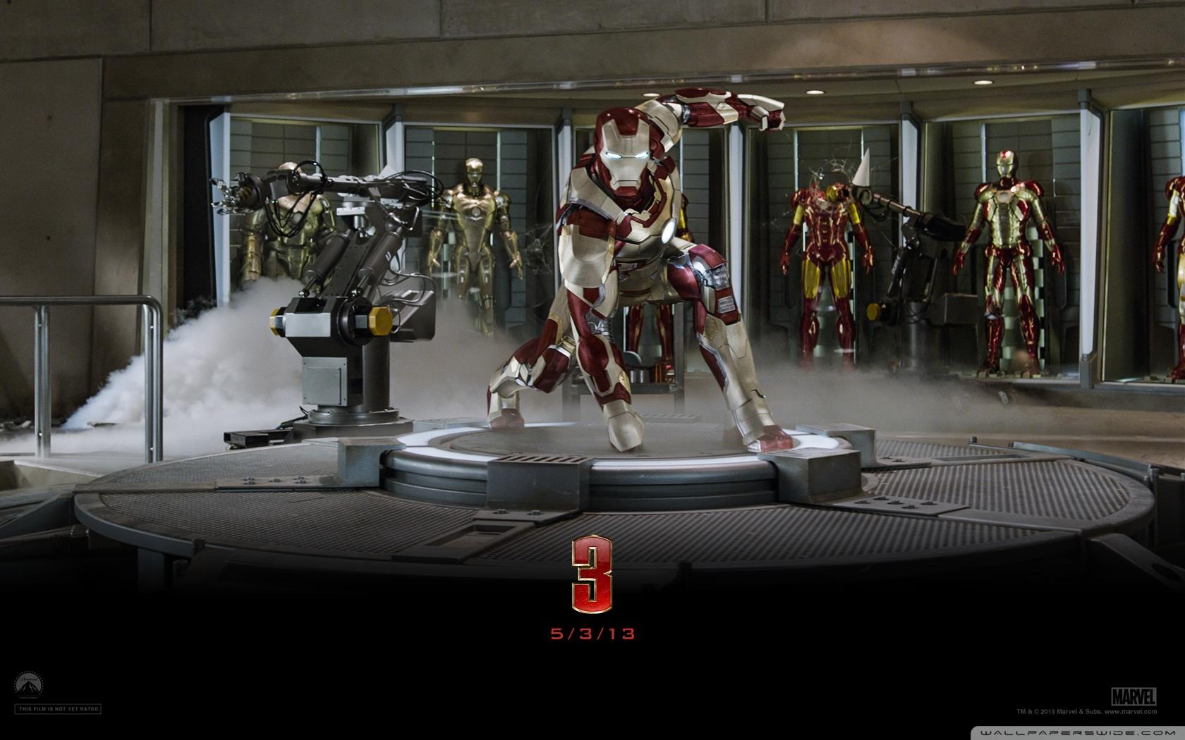 Iron man 3 suit up 4k hd desktop wallpaper for 4k ultra hd tv wide 53 voltagebd Gallery
