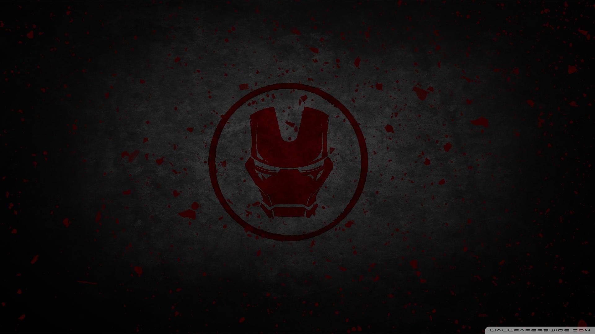iphone black iron man wallpapers hd