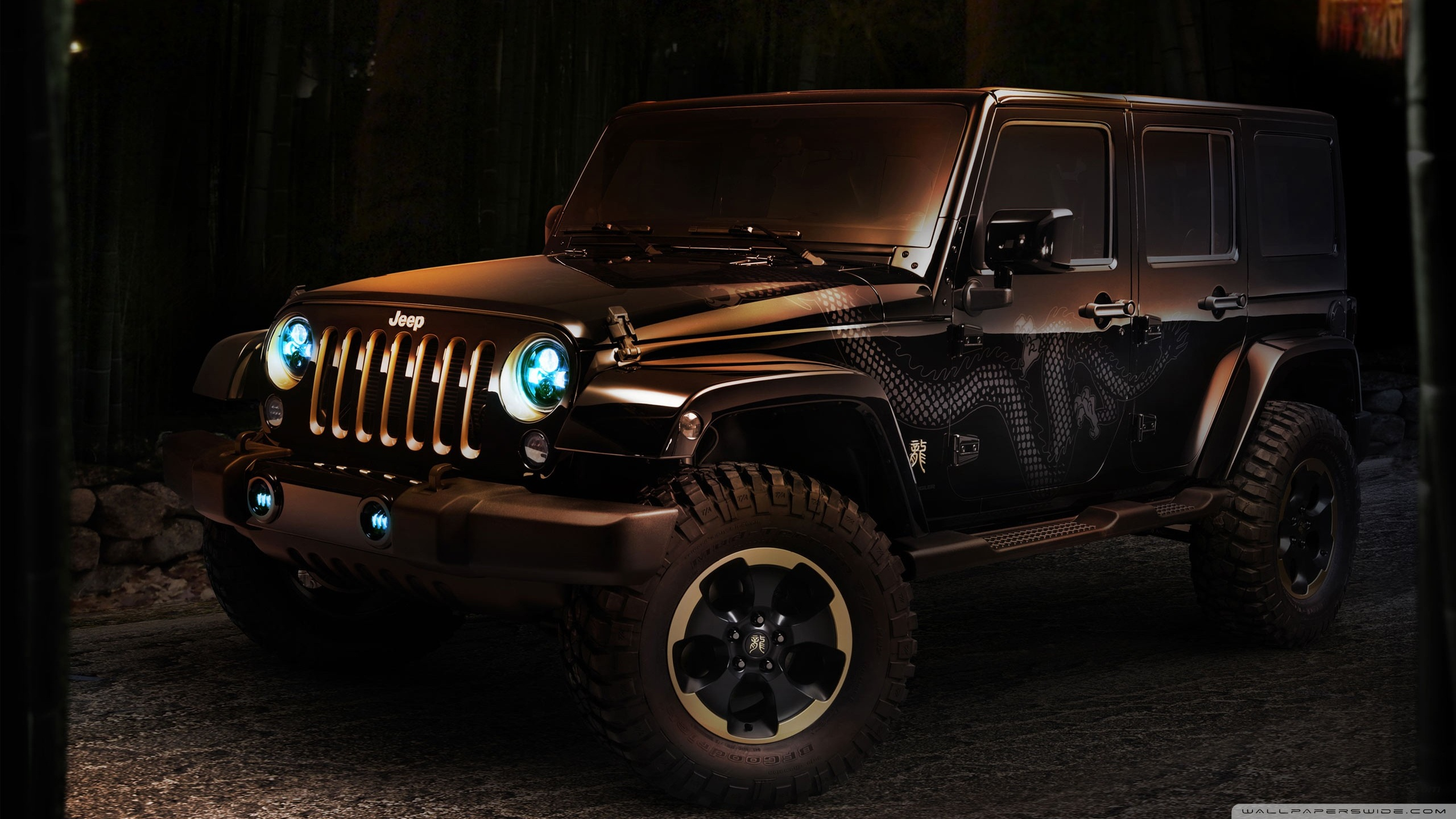 jeep wrangler concept car ❤ 4k hd desktop wallpaper for 4k ultra hd