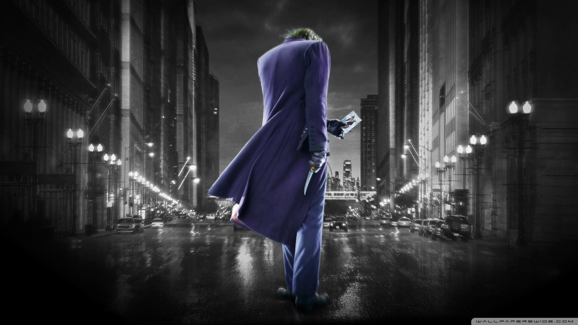 Joker 4k Hd Desktop Wallpaper For 4k Ultra Hd Tv Tablet