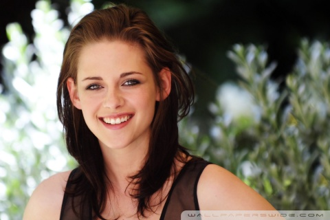 Kristen Stewart Pretty on Kristen Stewart Pretty Hd Desktop Wallpaper   Widescreen   High
