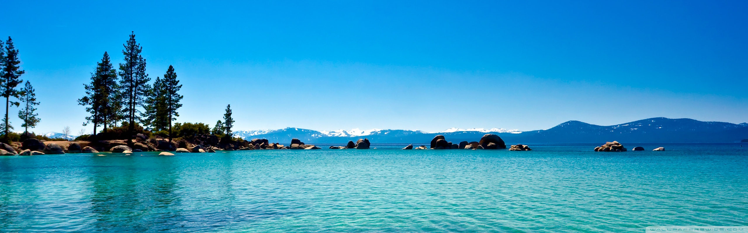 Lake tahoe california 4k hd desktop wallpaper for 4k ultra hd tv dual wide voltagebd Gallery