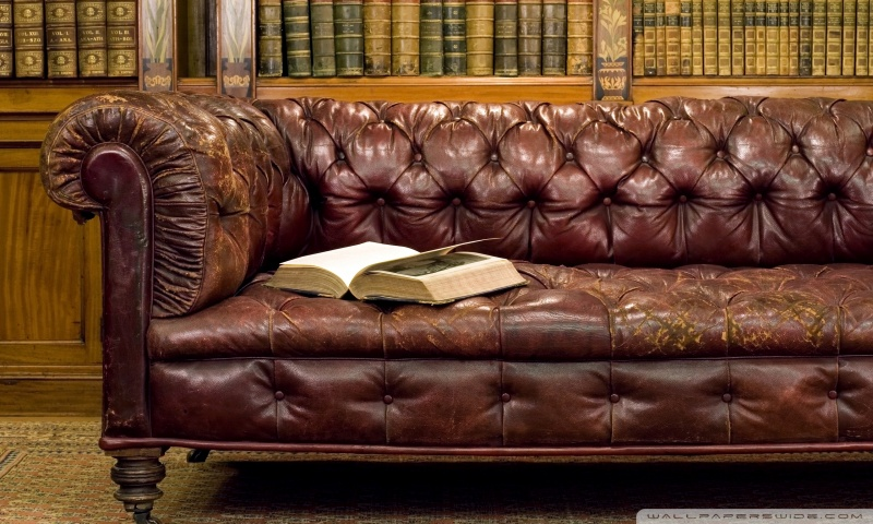 Perfect Pure Leather Sofas Library Old Sofa Hd Desktop Wallpaper