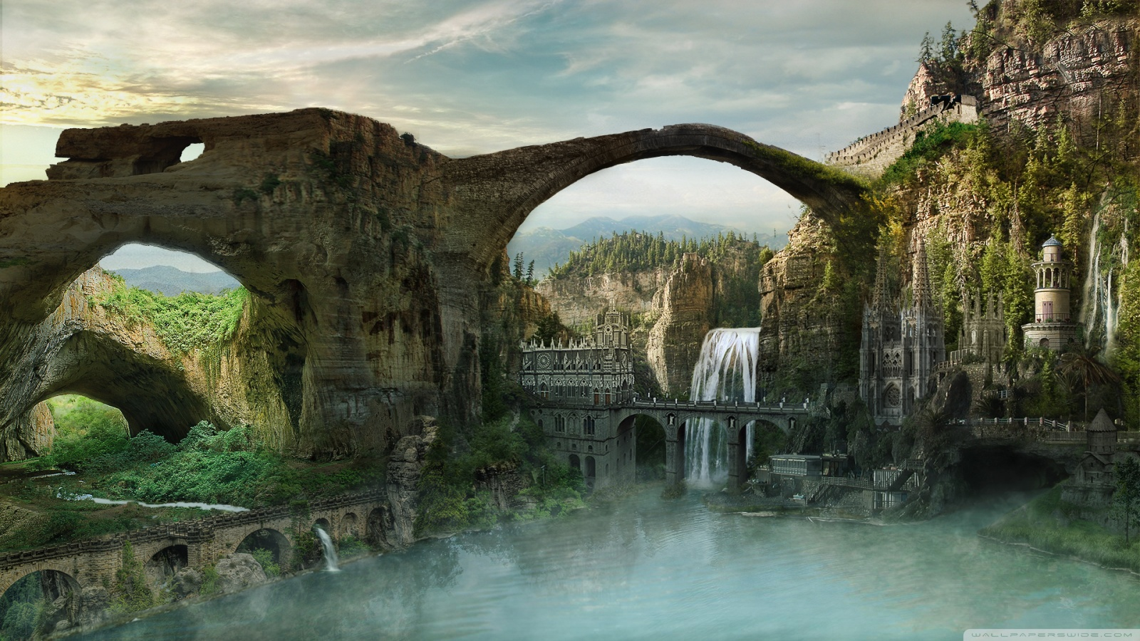 lost city ❤ 4k hd desktop wallpaper for 4k ultra hd tv • wide