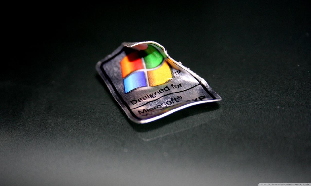 Microsoft windows xp logo 4k hd desktop wallpaper for 4k ultra hd hd voltagebd Images
