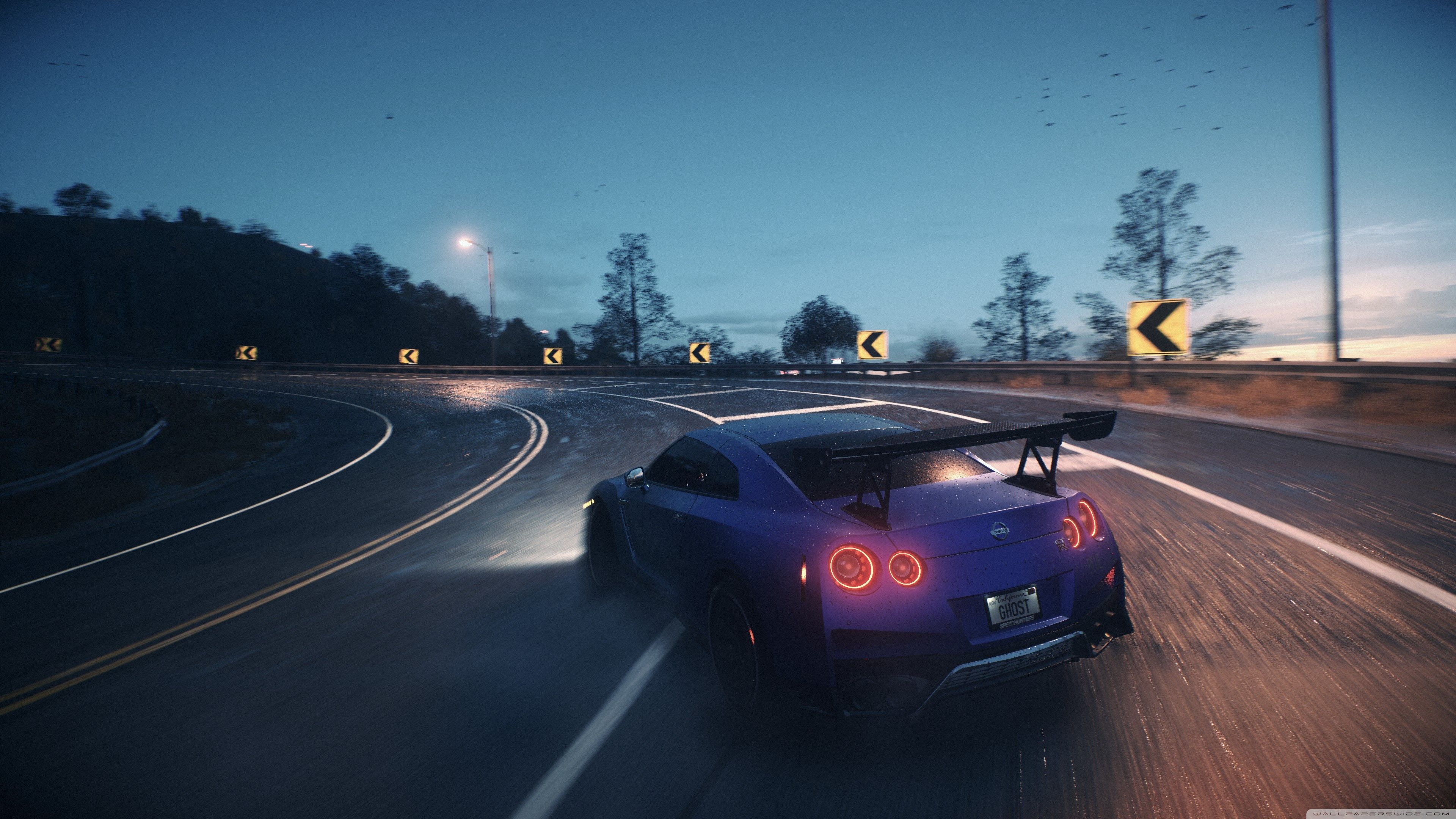 Need For Speed 2015 Ultra Hd Desktop Background Wallpaper