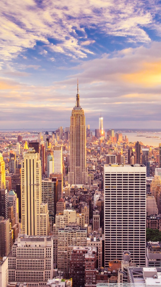 New York City Buildings Ultra Hd Desktop Background Wallpaper For 4k Uhd Tv Widescreen Ultrawide Desktop Laptop Multi Display Dual Monitor Tablet Smartphone