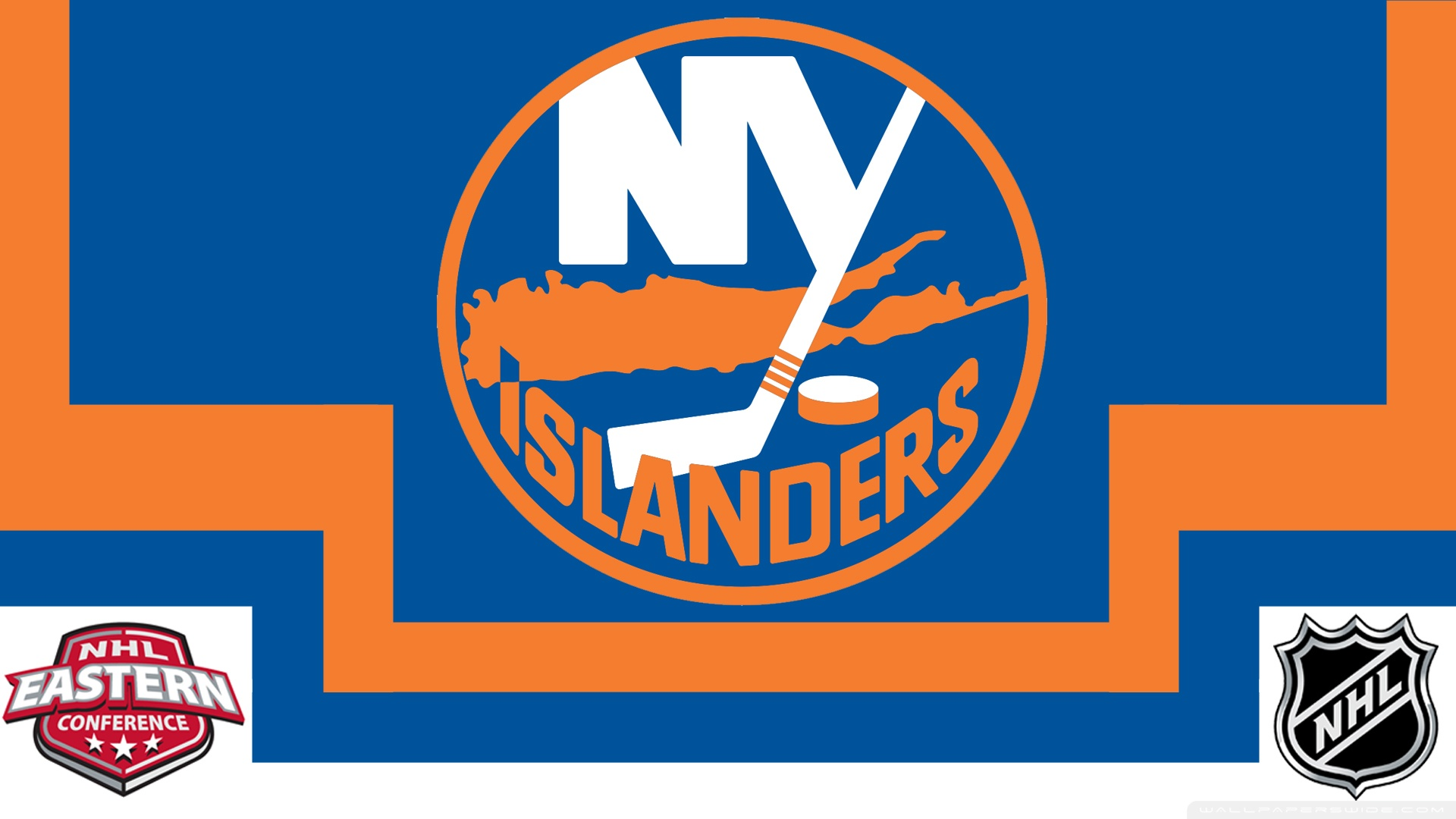 New York Islanders 4K HD Desktop Wallpaper For Ultra TV