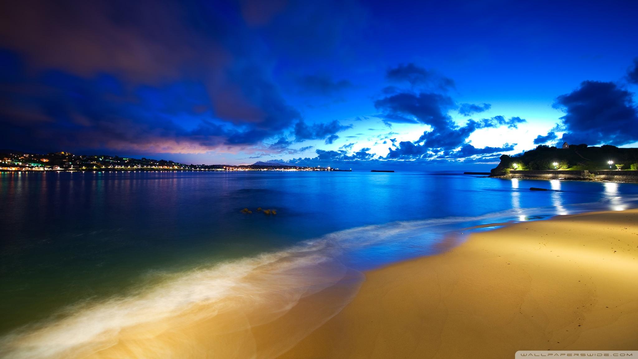 ocean ❤ 4k hd desktop wallpaper for • wide & ultra widescreen