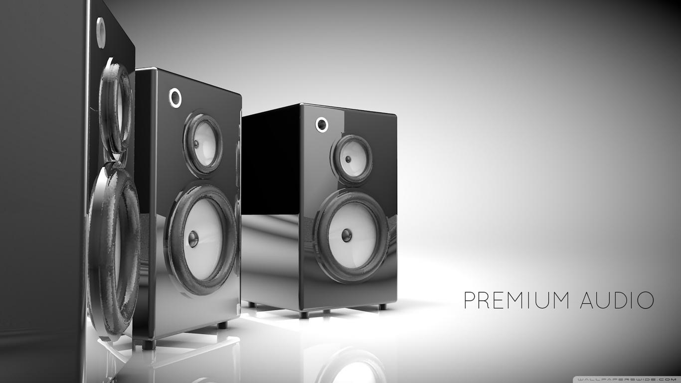 Premium audio 4k hd desktop wallpaper for 4k ultra hd tv - Audio wallpaper ...