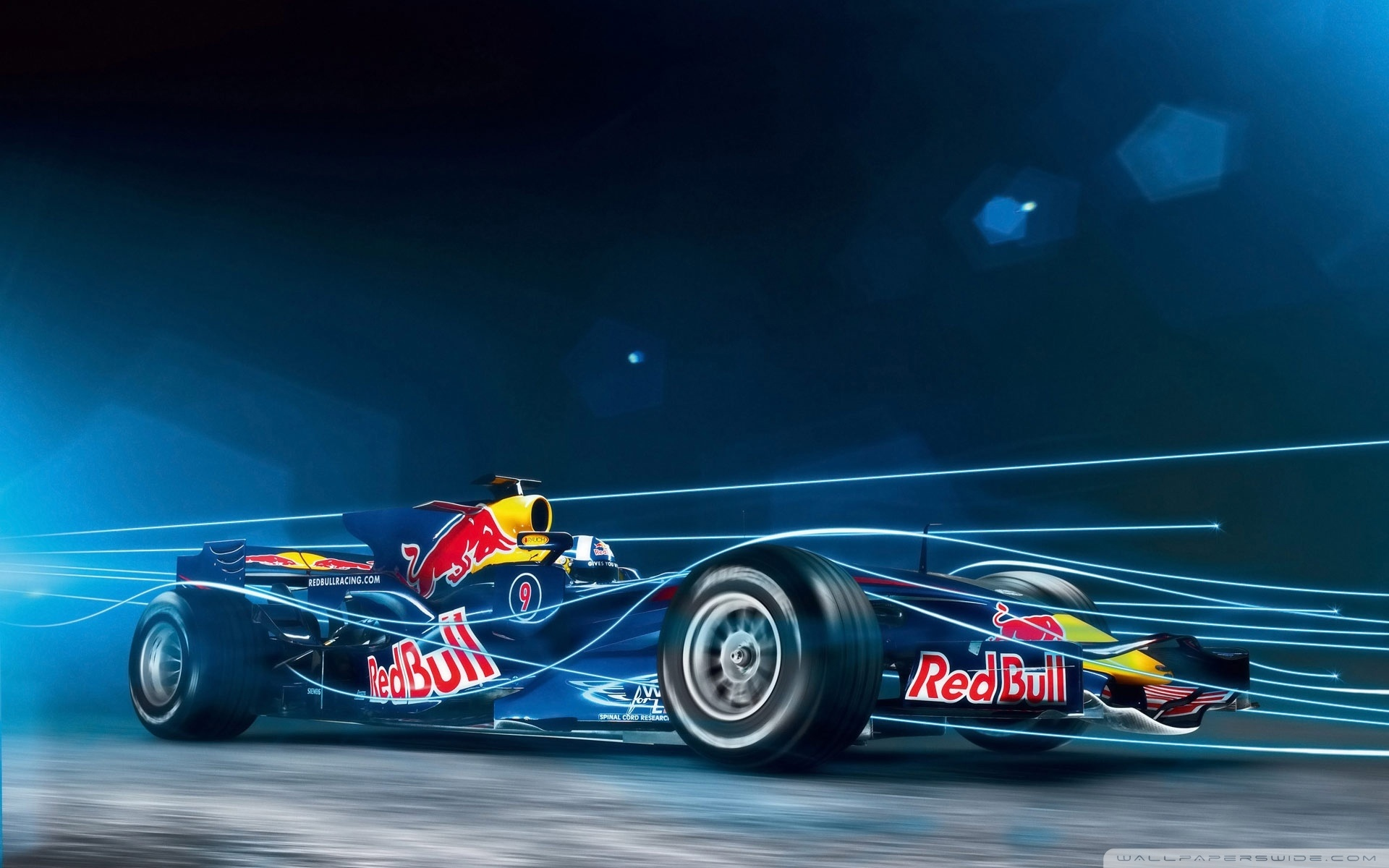 Red bull racing wallpaper smartphone 11
