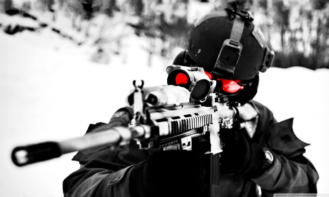 Sniper HD desktop wallpaper : Widescreen : High Definition ...