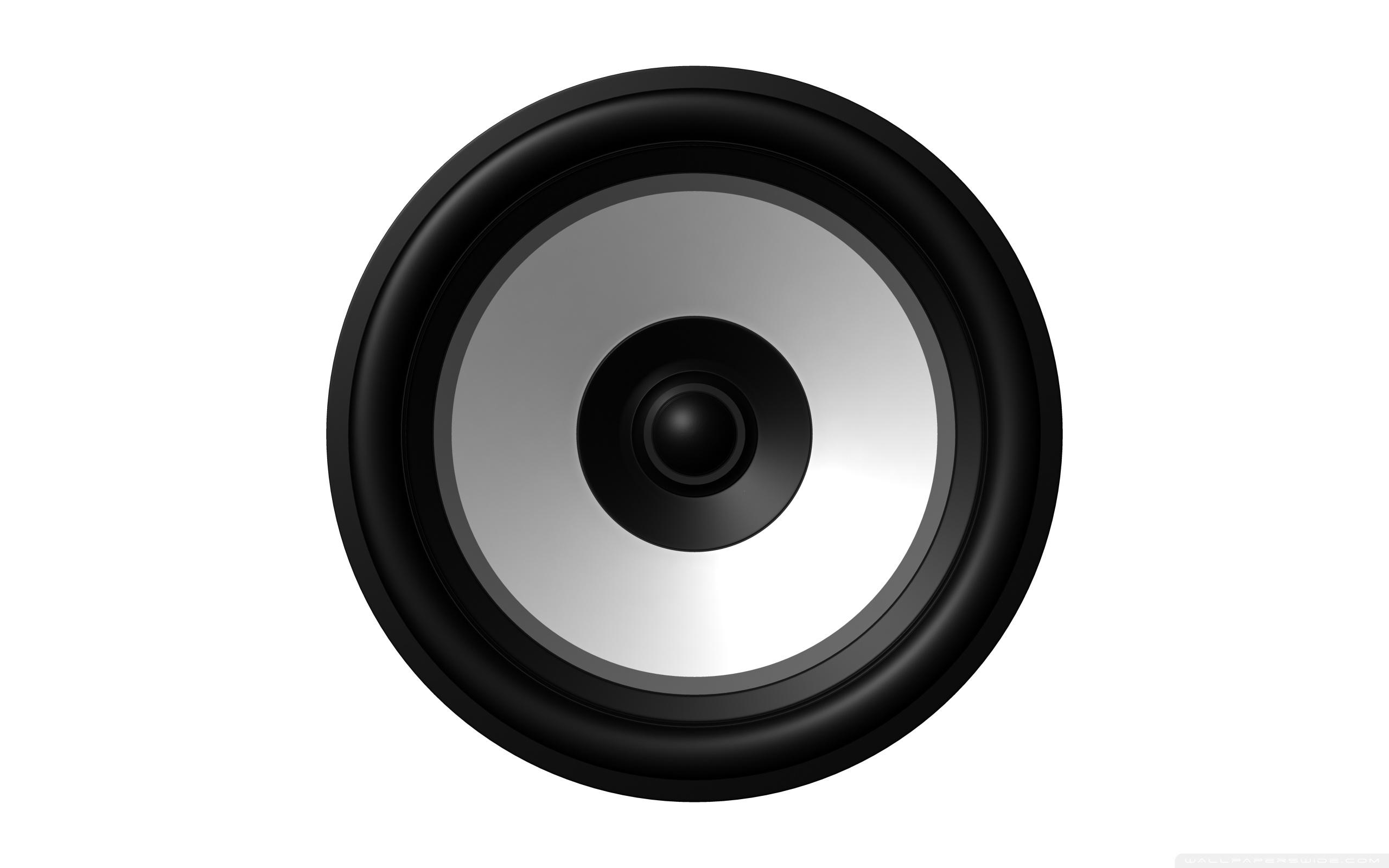 Speaker 4K HD Desktop Wallpaper For Ultra TV O Tablet