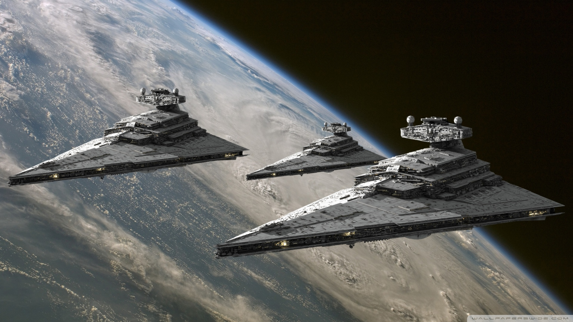 Star Wars Ships Ultra Hd Desktop Background Wallpaper For 4k