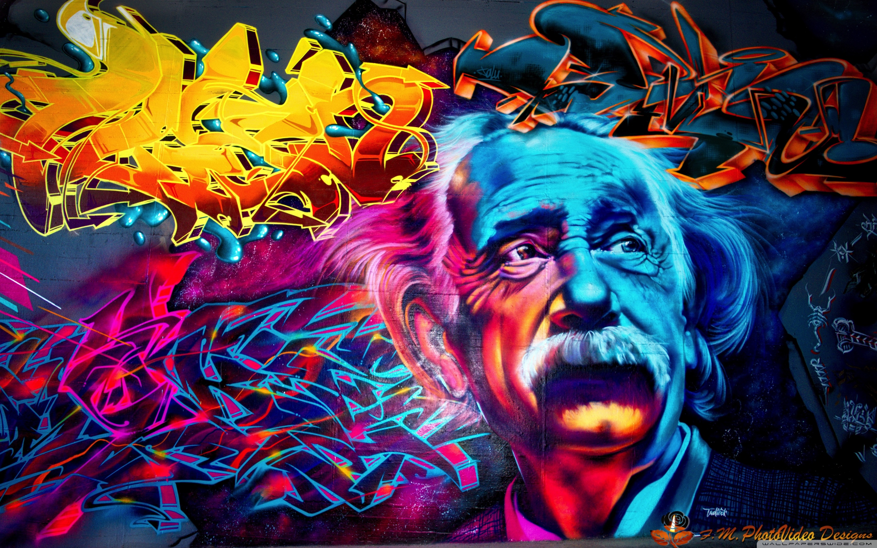 Great Wallpaper Macbook Psychedelic - street_art_5-wallpaper-2880x1800  You Should Have_25917.jpg