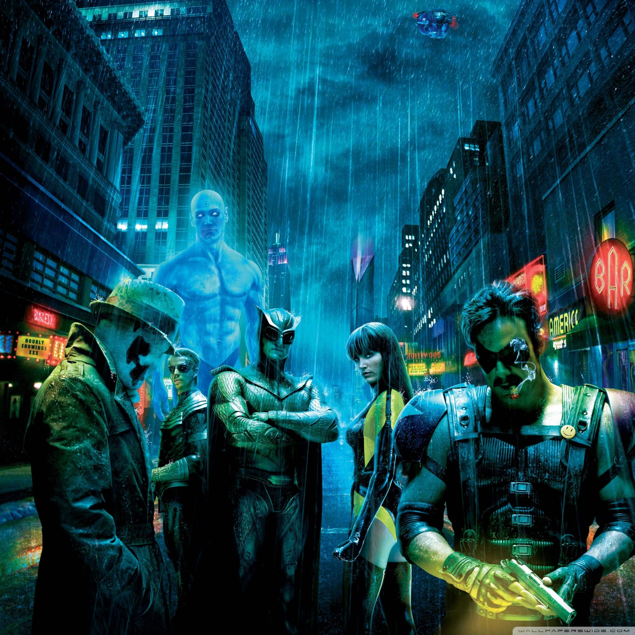 Watchmen Movie 4K HD Desktop Wallpaper For 4K Ultra HD TV