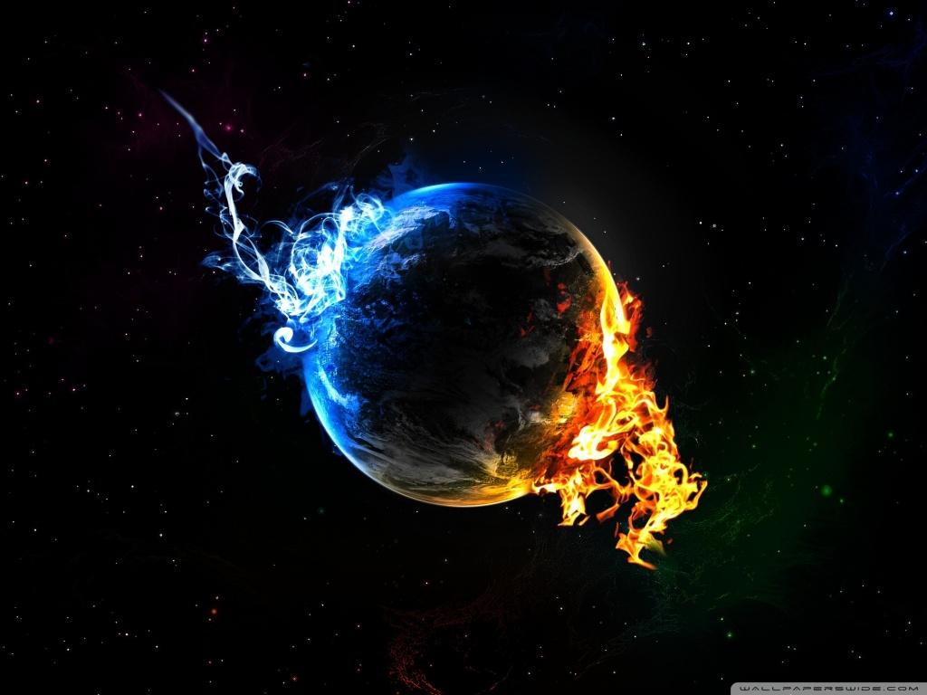 water fire elements ❤ 4k hd desktop wallpaper for 4k ultra hd tv
