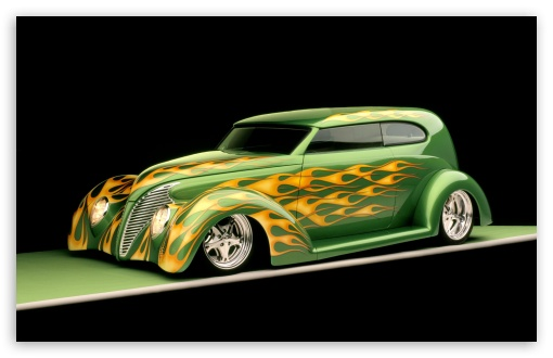 hot rod wallpapers. 1939 Ford Sedan Hot Rod