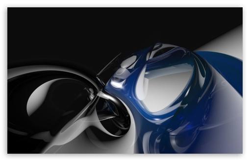 Abstract 3D wallpaper for Wide 16:10 5:3 Widescreen WHXGA WQXGA WUXGA WXGA