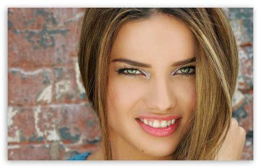 adriana lima wallpapers widescreen. 1 Adriana Lima 14 wallpaper