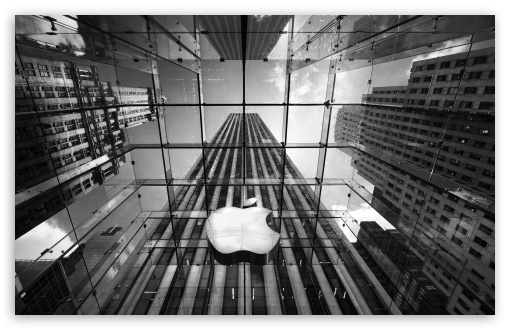 apple wallpaper hd 1080p. 2 Apple Building wallpaper for