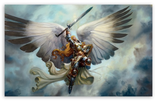 Archangel HD wallpaper for Wide 16:10 Widescreen WHXGA WQXGA WUXGA WXGA ;