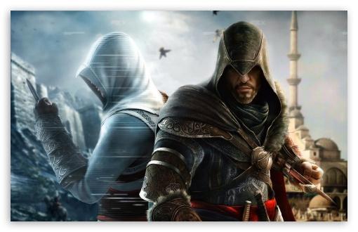 خلفيات اللعبة العملاقة Assassin's Creed Revelations 2012 HD عالية الجودة!!  Assassins_creed___revelations-t2