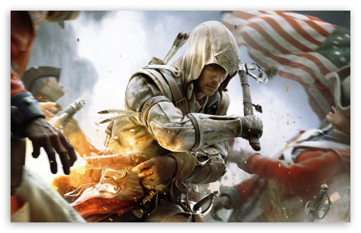 Balasan Dari Assassin S Creed Iii History Is Our Playground