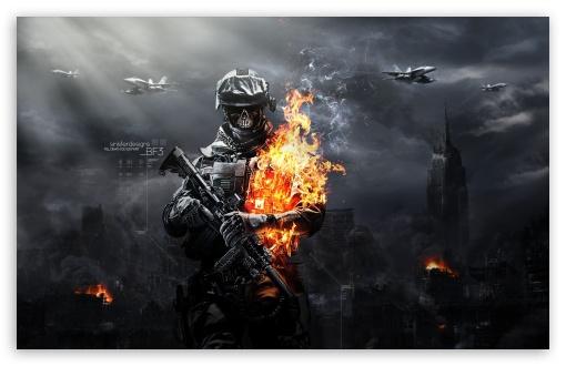 "[Off-Topic] Battlefield 3 ""Terror Zombie"""