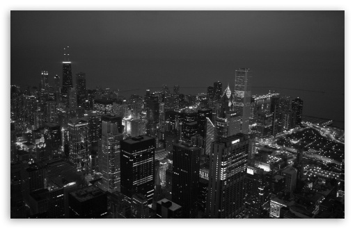 wallpaper city black and white. 1 Black And White City
