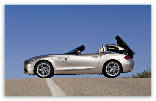 wallpapers of cars bmw. BMW Z4 Car 4 wallpaper for