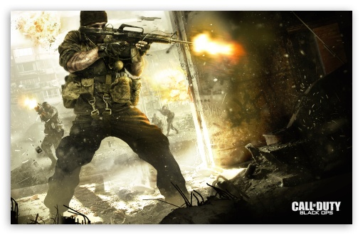 Call Of Duty Black Ops wallpaper for Standard 4:3 5:4 Fullscreen UXGA