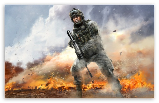 call of duty modern warfare wallpaper. 1 Call Of Duty Modern Warfare