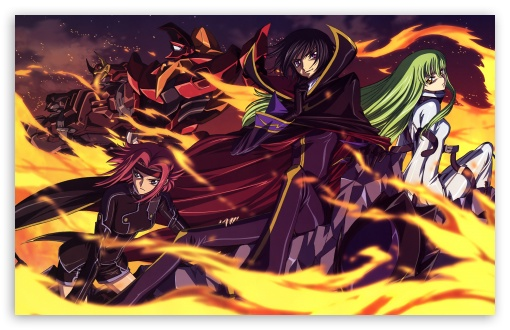 <b>Code Geass</b> HD <b>Wallpapers</b> | PixelsTalk.Net