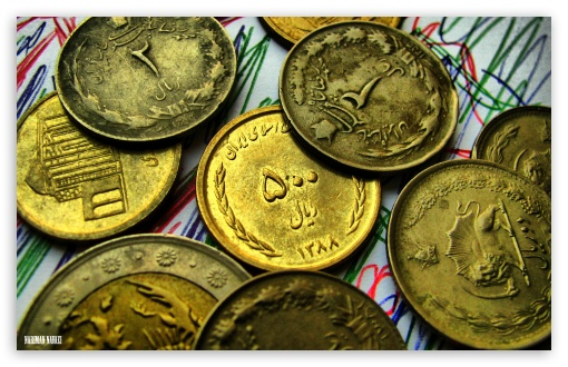 Coins wallpaper for Wide 16:10 Widescreen WHXGA WQXGA WUXGA WXGA ;