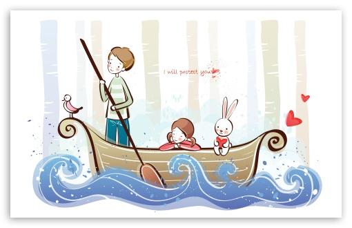 boat wallpaper. A Boat wallpaper for Wide